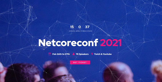 NetCoreConf 2021