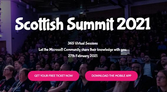 Scottish Summit 2021